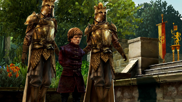 Game of Thrones - A Telltale Games Series (Steam Gift)