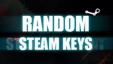 Random games Steam key / Region Free