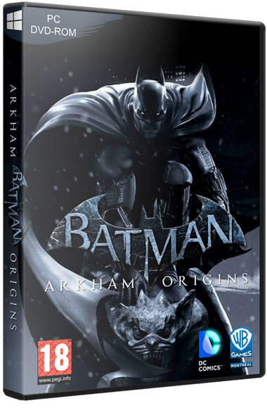 Batman Arkham Origins [SteamGift/RU+CIS]