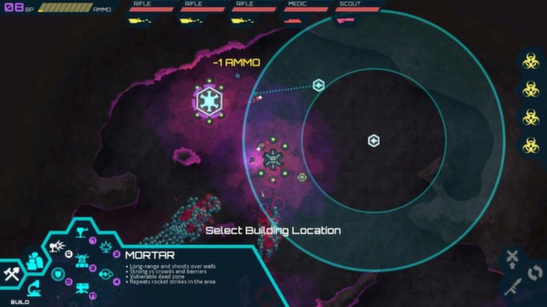 Infested Planet. RU/CIS, Steam gift