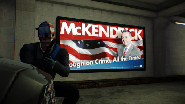 PAYDAY 2: GOTY Edition. Steam gift. RU/CIS.