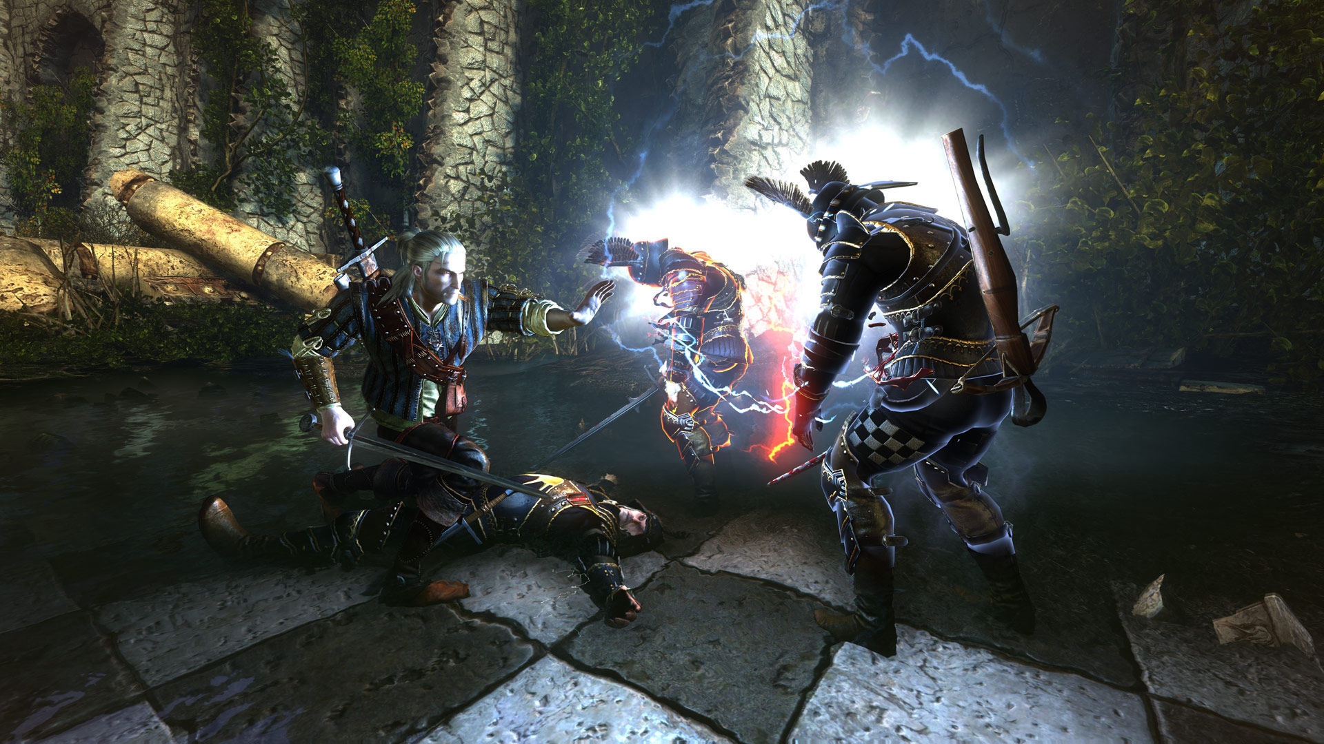 The Witcher 2: Assassins of Kings Enhanced Ed. RU/CIS