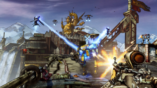 Borderlands 2 Game of the Year. Steam gift. RU/CIS