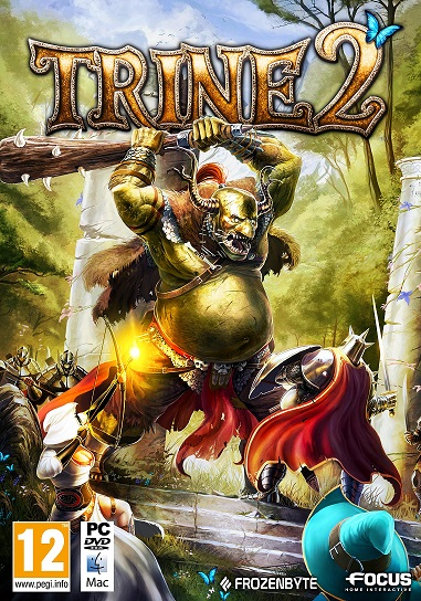 Trine Complete Collection. Steam gift.  RU/CIS