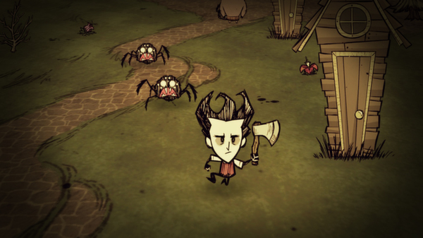 Dont Starve. Steam gift. RU/CIS.