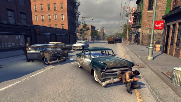 Mafia II: Digital Deluxe Edition. Steam gift. RoW.