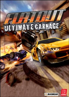 FlatOut Ultimate Carnage (Steam Gift / Region Free)