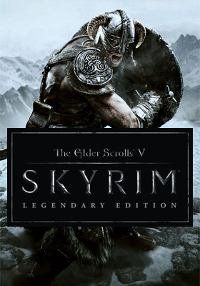 Elder Scrolls V 5: Skyrim Legendary Edition + ПОДАРОК