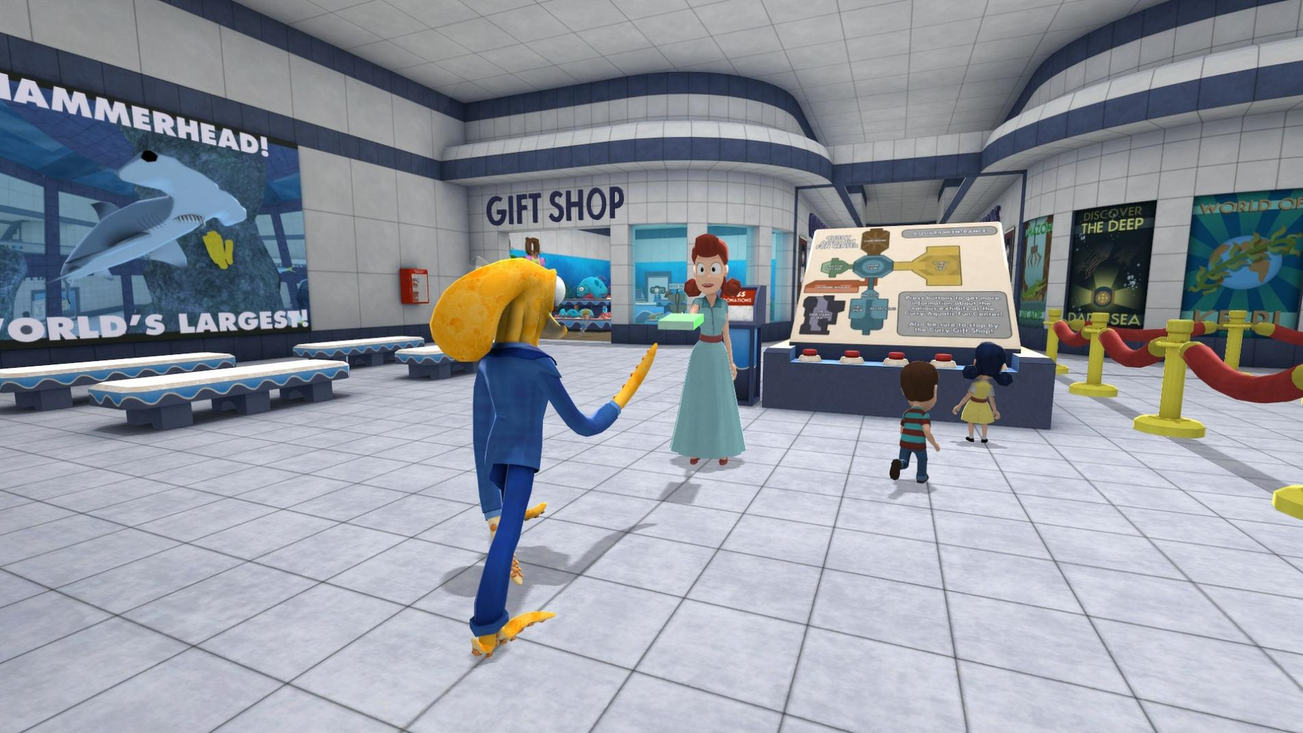 Octodad: Dadliest Catch (Steam KEY / ROW /Region Free)
