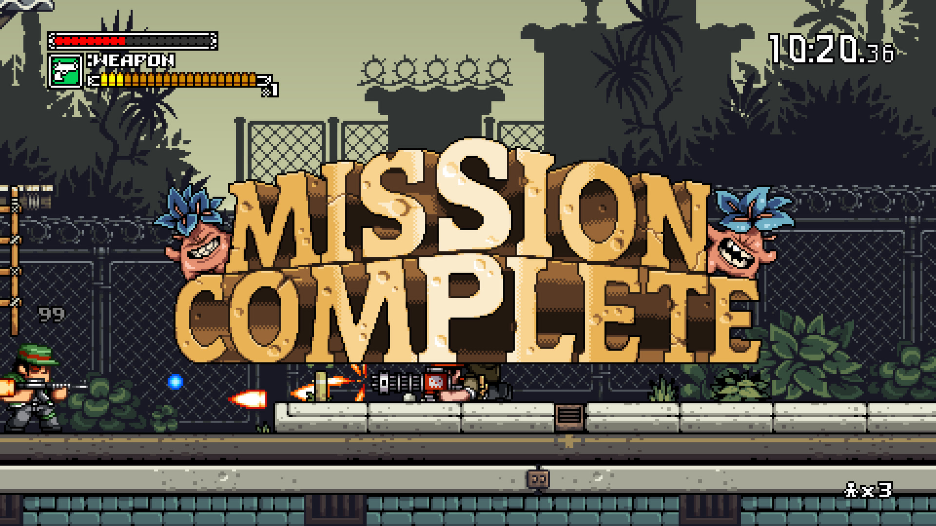 Mercenary Kings (Steam gift / RU / CIS)
