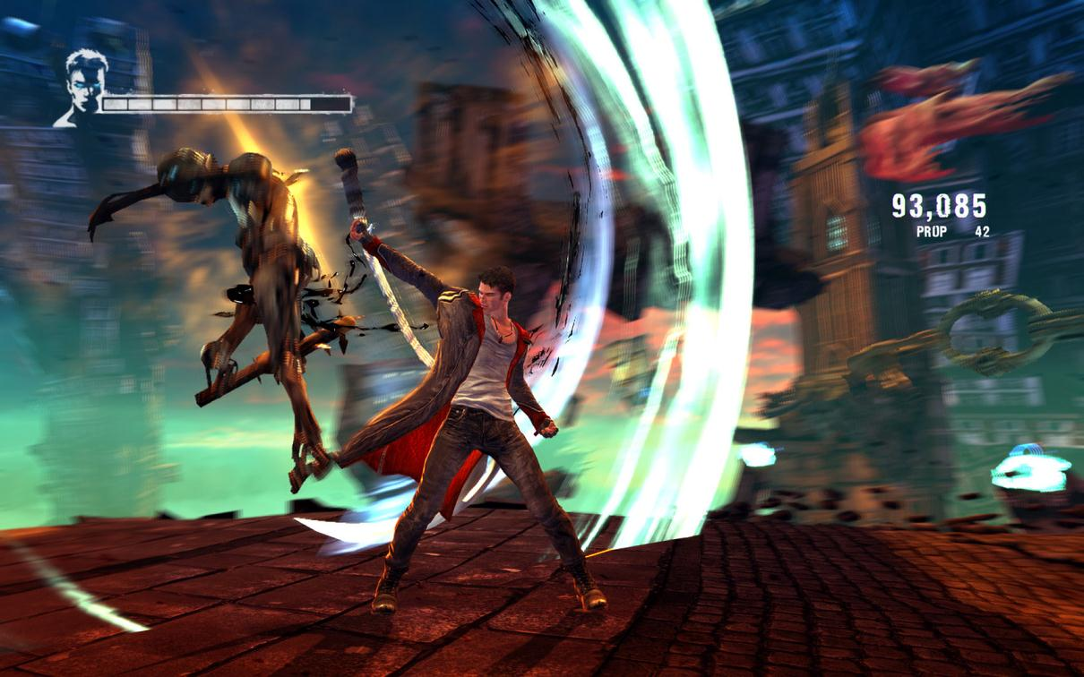 DmC Devil May Cry (Steam Gift / Region Free / ROW)