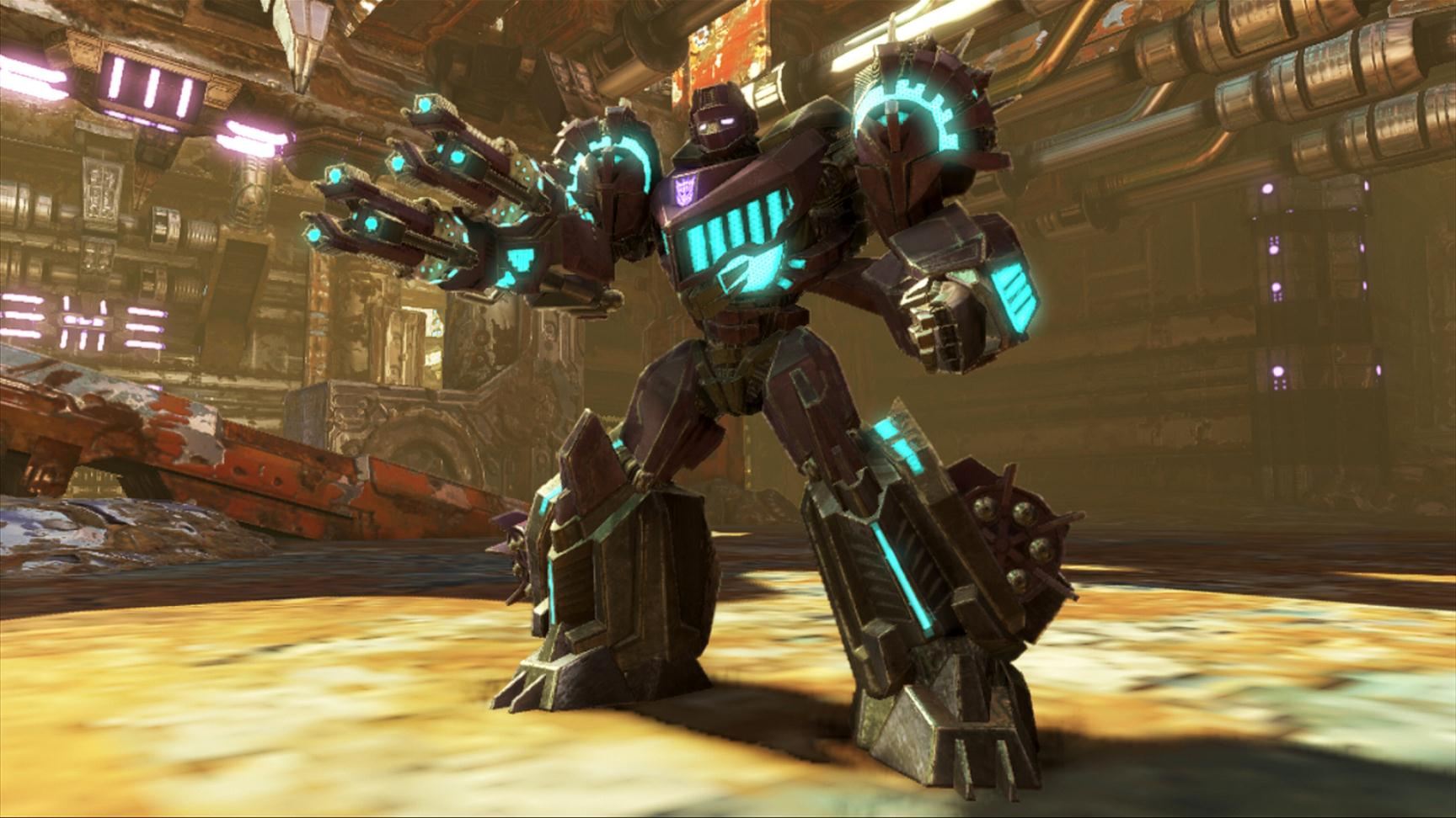 Transformers: Fall of Cybertron -Multiplayer Havoc Pack