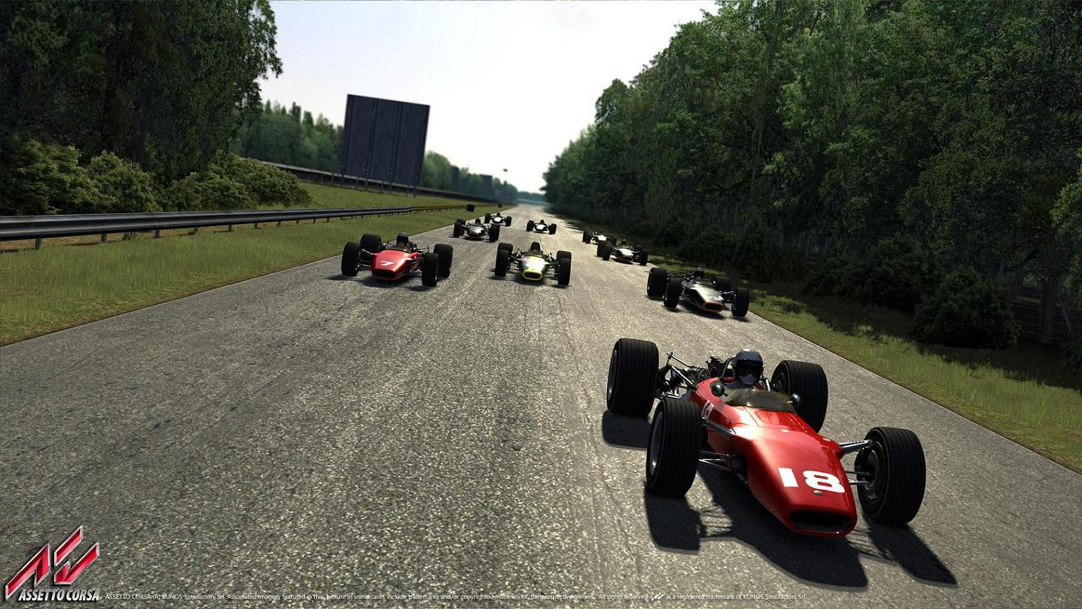 Assetto Corsa (Steam gift / ROW / Region free / Global)