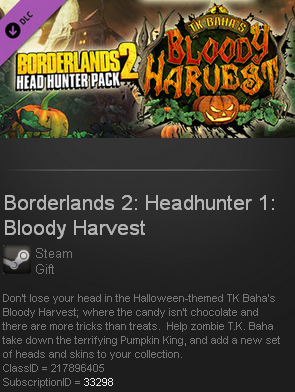 Borderlands 2: Headhunter 1: Bloody Harvest  (gift/ROW)