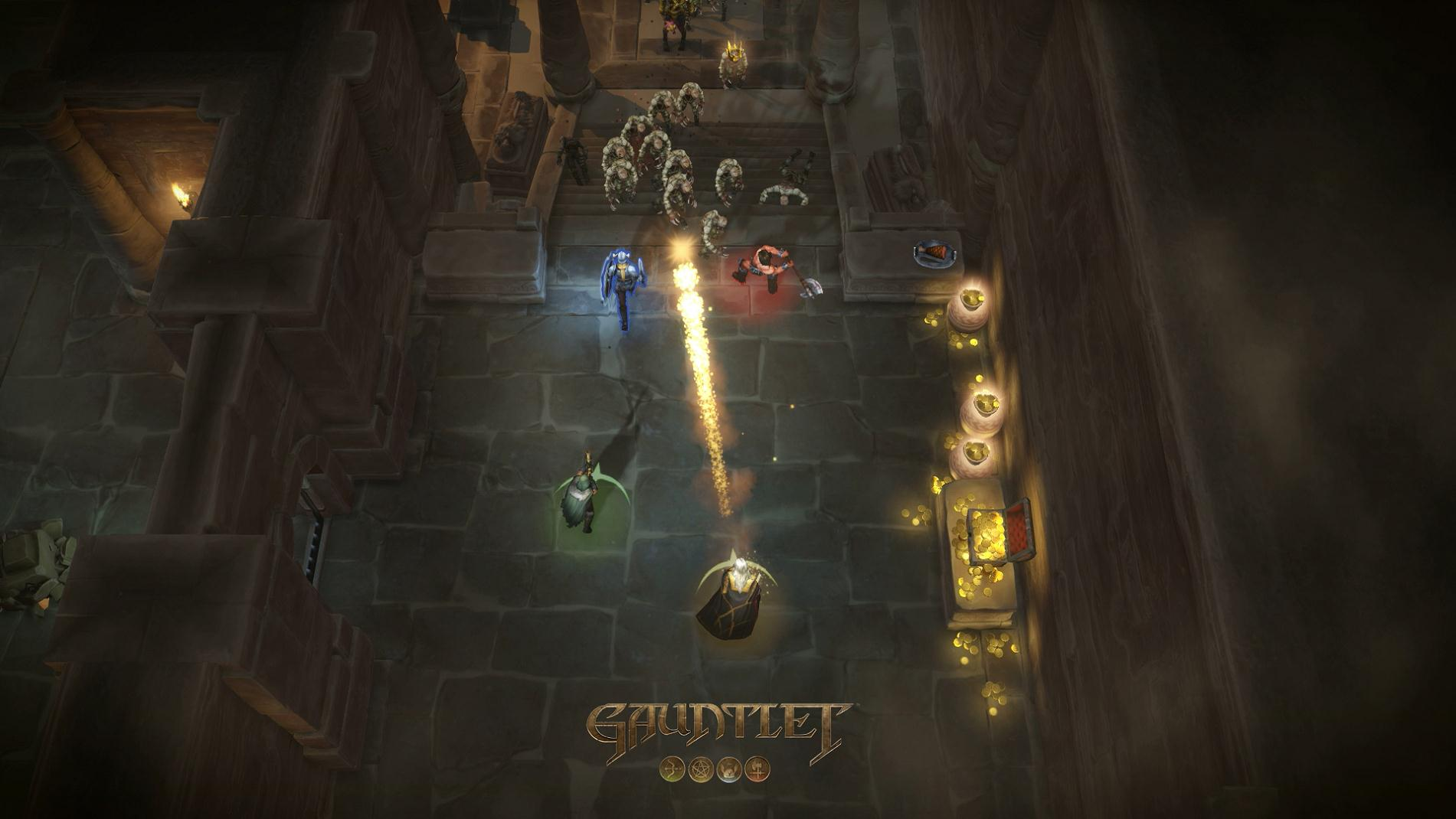 Gauntlet  (Steam gift / Region free / ROW)