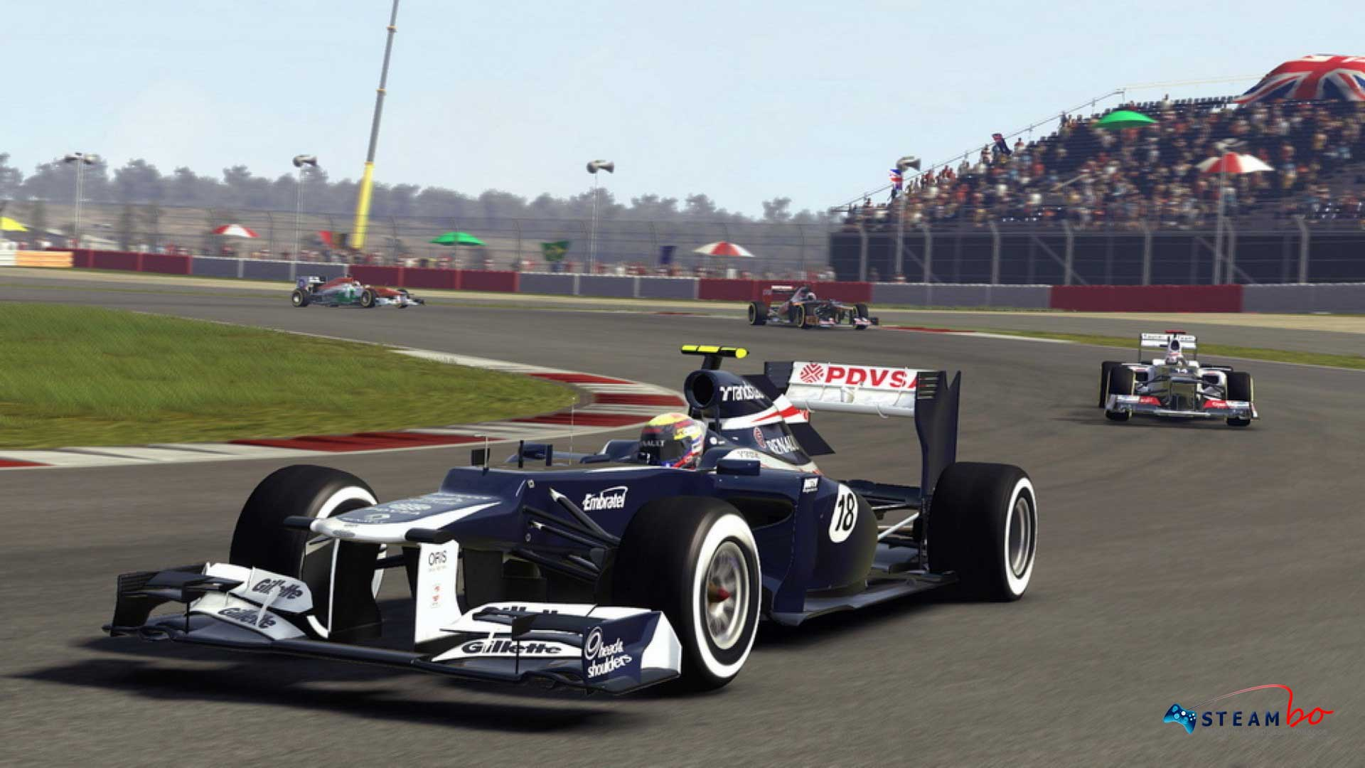 F1 2013: classic edition is the definitive formula one video game for this generation of consoles expanding upon the