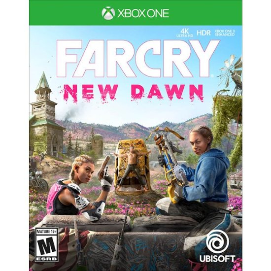 АРЕНДА | Прокат | Far Cry New Dawn | XBOX ONE
