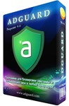 Adguard Premium 1ПК(Mac)+1Android 1 год