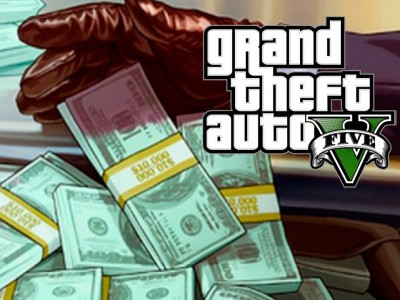 GTA V (online) sale of game currency