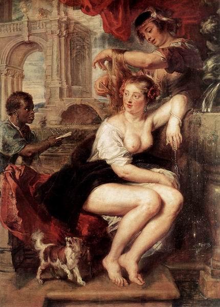 Библейские сюжеты в картинах Питера Пауля Рубенса