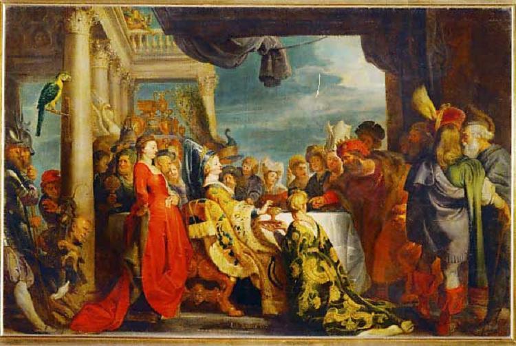 Исторические сюжеты в картинах Питера Пауля Рубенса
