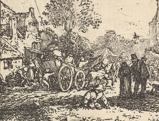 Рассказы о гравюрах Адриана ван Остаде