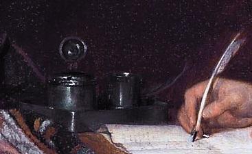 Предметы быта в картинах Герарда Терборха