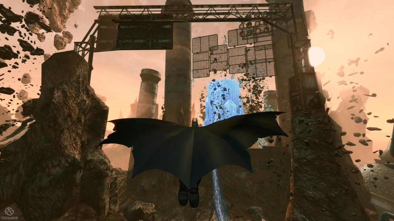 Кряк к игре Batmen Arkham City