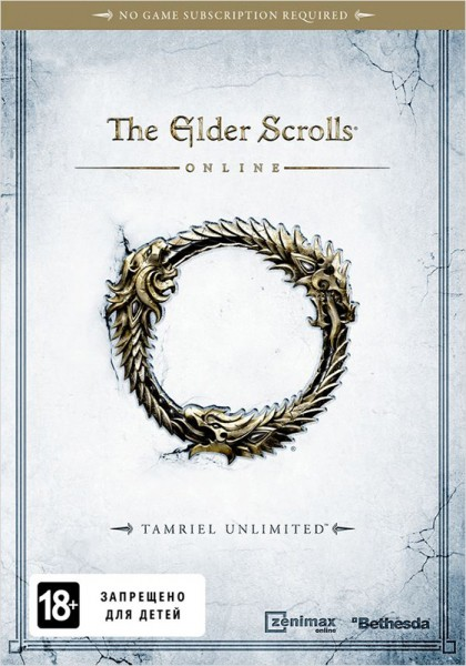 The Elder Scrolls Online:Tamriel Unlimited(Region Free)