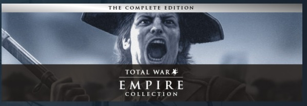 Empire : Total War Collection  (Steam) RU+CIS