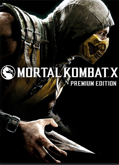 Mortal Kombat X. Premium Edition (Steam) Region Free