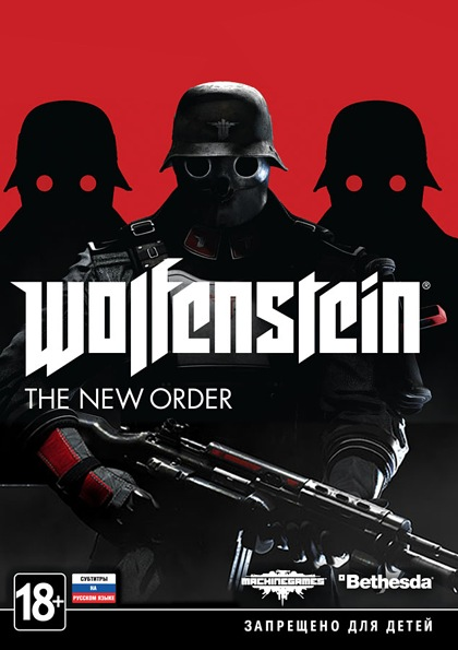Wolfenstein: The New Order (Steam) RU+CIS