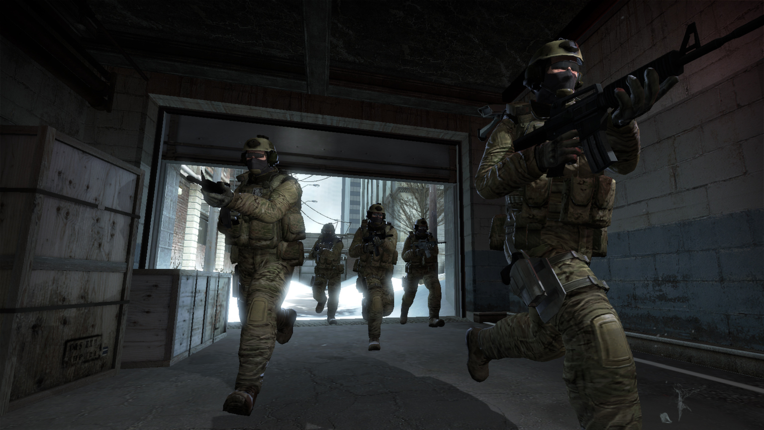 Counter-Strike: Global Offensive (Steam RU + CIS)