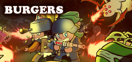 Burgers (Steam Key, Region Free)