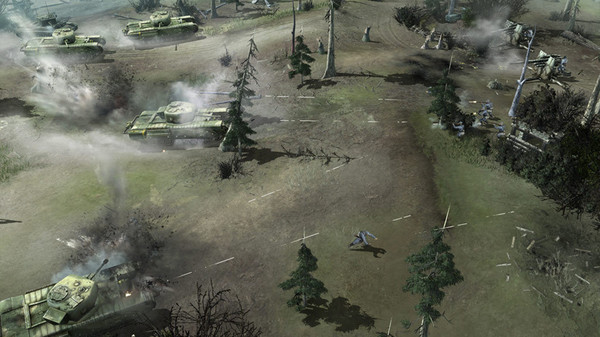 Company of Heroes: Opposing Fronts (Steam, RU+CIS)
