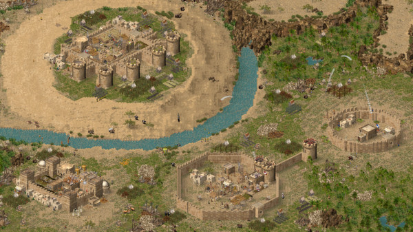 Stronghold Crusader HD (Steam Key, Region Free)