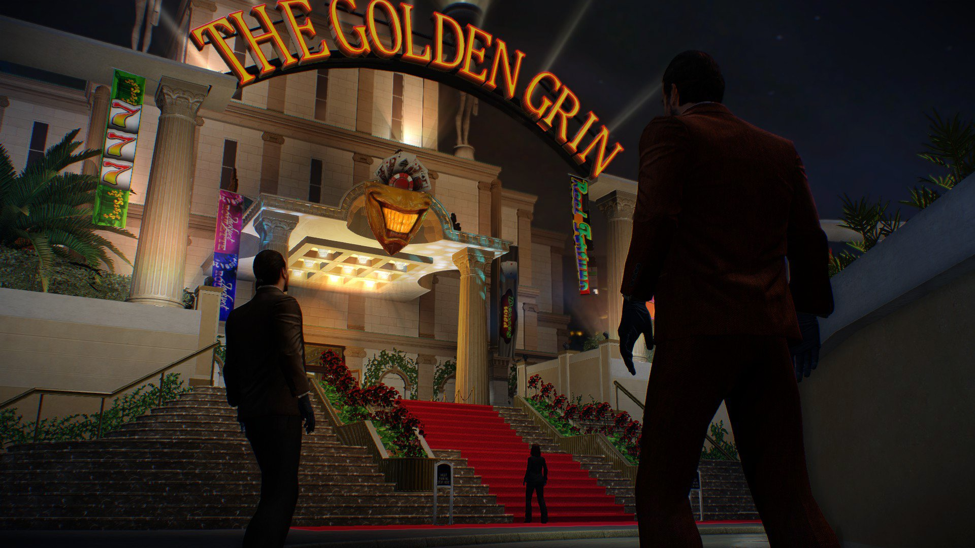 PAYDAY 2: The Golden Grin Casino Heist (7p)