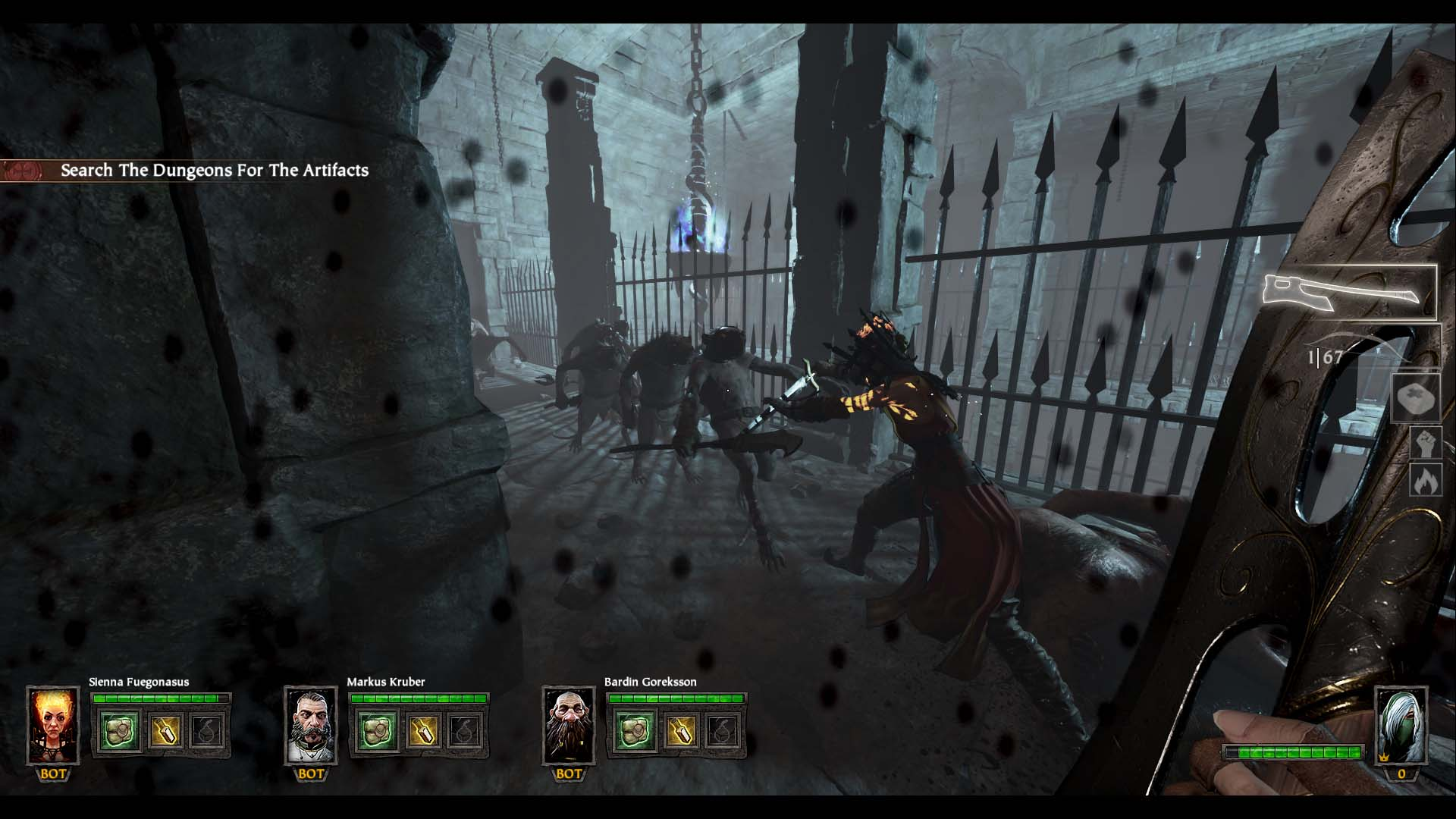 Warhammer: End Times - Vermintide Drachenfels STEAM KEY
