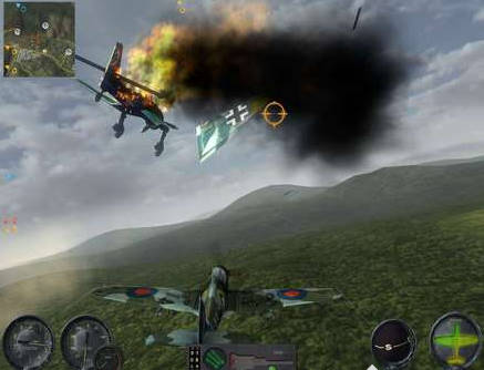 Combat Wings: Battle of Britain (Steam Key,Region Free)