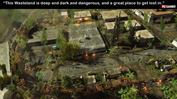 Wasteland 2 Издание Рейнджера (Steam Key, RU+CIS)