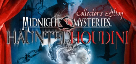 Midnight Mysteries 4: Haunted Houdini (Steam Key)