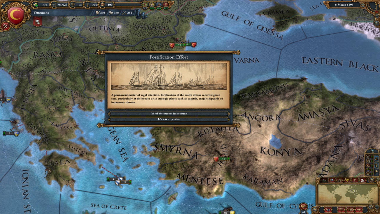 Europa Universalis IV (Steam, RU+CIS)