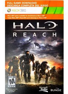 Игра HALO REACH Xbox One / 360 код регион Россия/EU/US