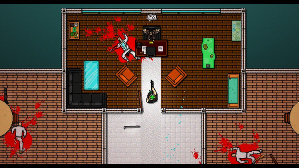 Hotline Miami 2: Wrong Number (Steam Gift/RU+CIS)
