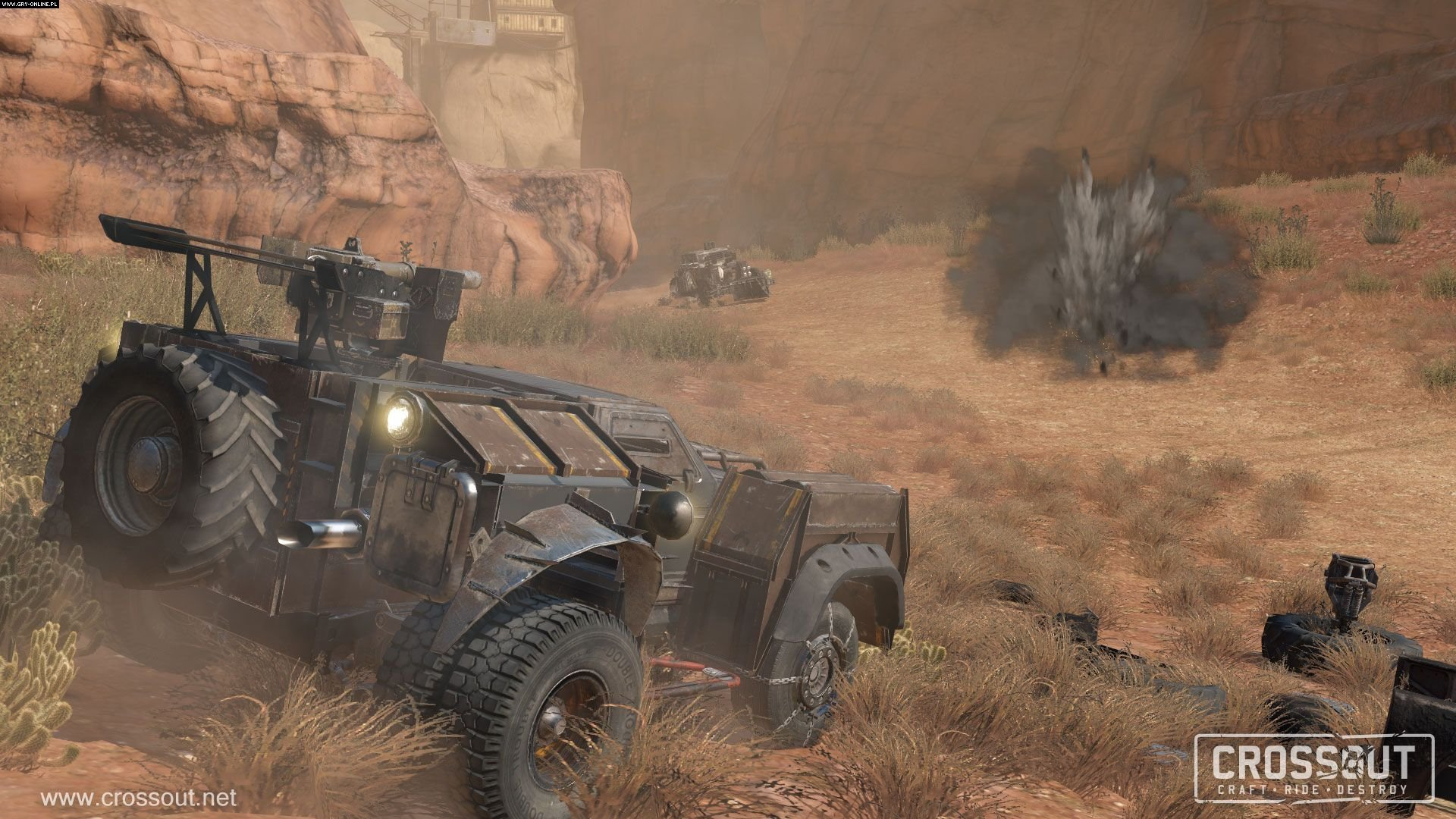 Crossout coupons engineers