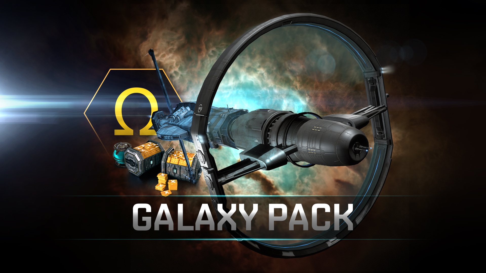 EVE Online - Galaxy Pack DLC [EVE Key | Region free]