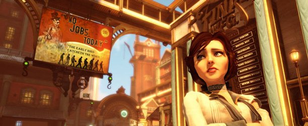 BioShock Infinite (Steam Gift ROW Region Free)