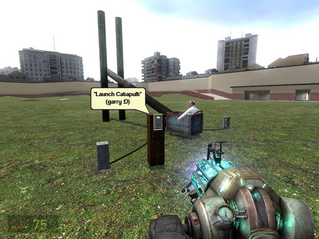 Garry´s Mod (ROW) - STEAM Gift Region Free / World