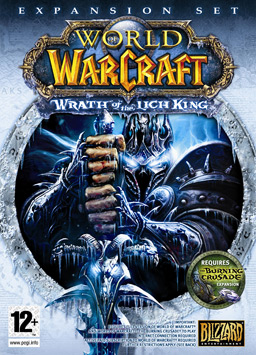 WOW + BURNING CRUSADE + WRATH OF THE LICH KING