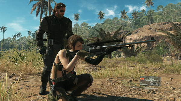 METAL GEAR SOLID V: THE PHANTOM PAIN (Steam Gift | ROW)